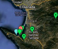 Punta Banda Ensenada Ecological Survey